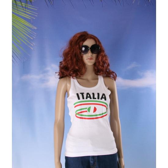 Top met Italia opdruk voor dames