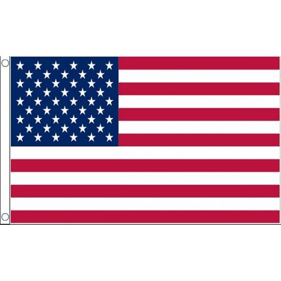 USA vlag mini 60 x 90 cm