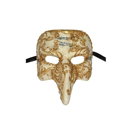 Venetiaans oogmasker met grote neus
