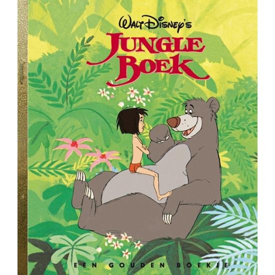 Verhalen boek Jungle boek