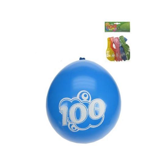 Verjaardag ballonnen 100 jaar
