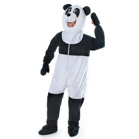 Verkleed kostuum pandabeer