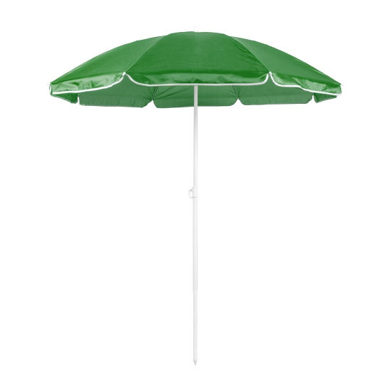 Verstelbare groene parasol
