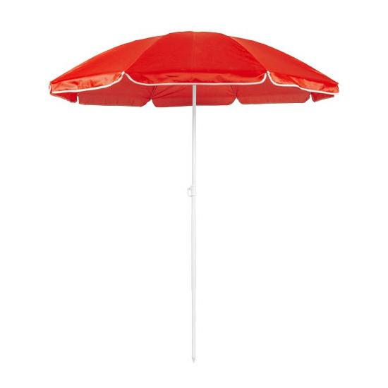 Verstelbare rode parasol