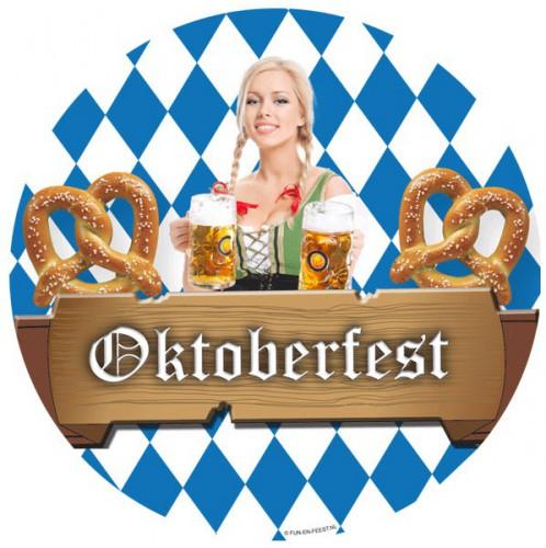 Viltjes Bayern Oktoberfest opdruk