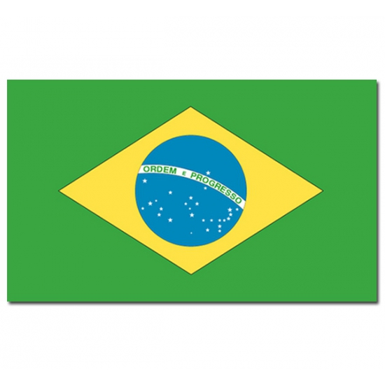 Vlaggen Brazilie