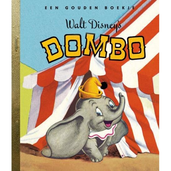 Walt Disney boek dombo