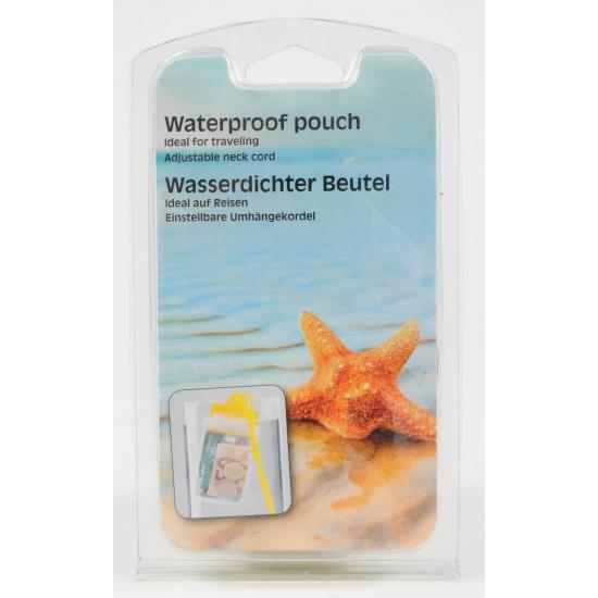 Waterproof tasje 14 5 cm