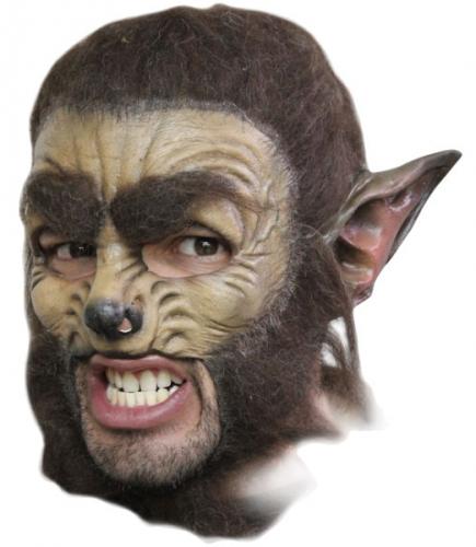 Weerwolven verkleed masker