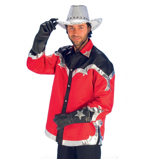 Western rodeo overhemd