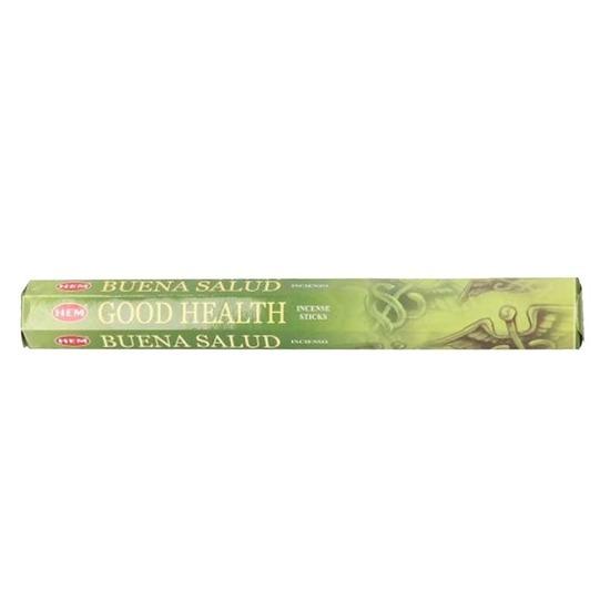 Wierook stokjes met Good Health geur