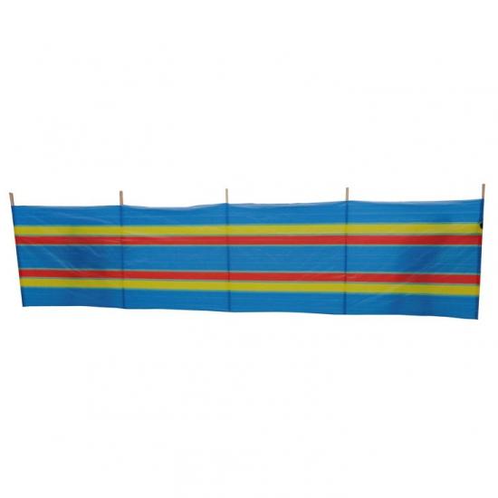 Windscherm van polyester 500 x 120 cm