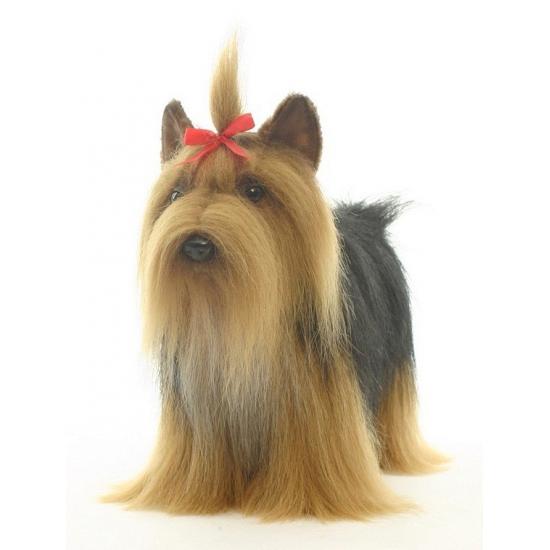 Yorkshire Terrier knuffel 38 cm