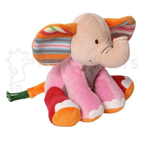 Zachte knuffel olifant 60 cm