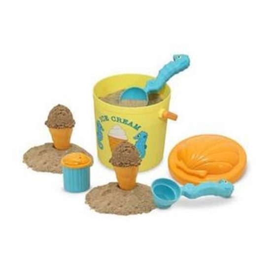 Zand ijsjes maken set