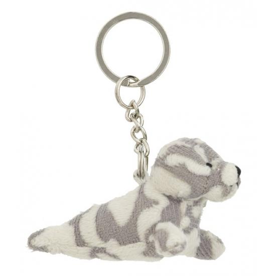 Zeehonden sleutelhangers 8 5 cm