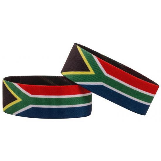 Zuid Afrika fan armbandje