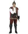 Grote maat romeins kostuum voor heren