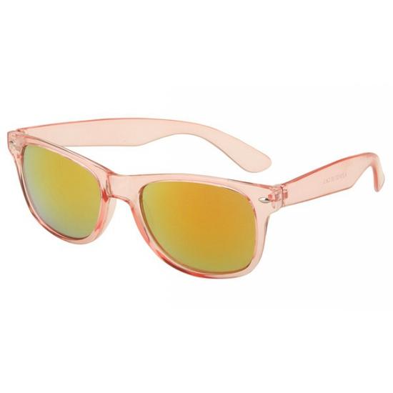dd6304f44c97b2 Roze zonnebril met revolens glazen
