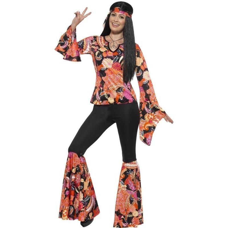 2b51f5b8024c59 Hippie kostuum Willow voor dames